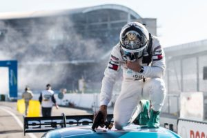 #2 Gary Paffett, Mercedes-AMG © DTM