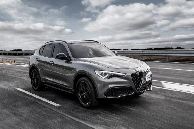 Alfa Romeo Stelvio 2019 © Alfa Romeo