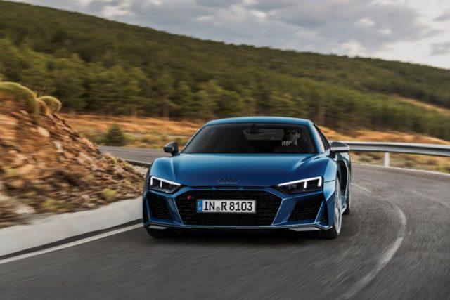 Audi R8 Coupé © Audi AG