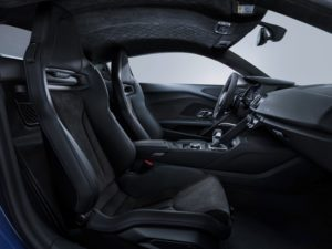 Innenraum Audi R8 Coupé © Audi AG