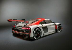 Audi R8 LMS GT3 (2019) Heckansicht © Ferdi Kräling Motorsport-Bild GmbH