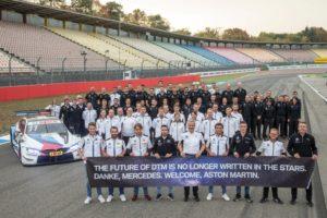 BMW M Motorsport DTM Team. BMW M4 DTM © BMW M Motorsort