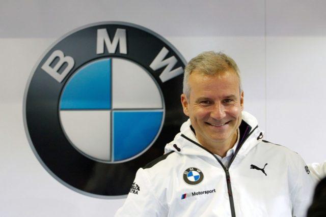 BMW M Motorsport, Jens Marquardt (GER) BMW Motorsport Director © BMW M Motorsport