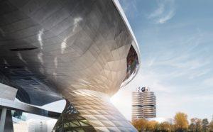 BMW Welt - BMW Group Hochhaus Konzernzentrale © BMW AG