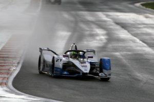 BMW i Andretti Motorsport, BMW iFE.18, Alexander Sims Formel E   Test Valencia 2018 © BMW Motorsport