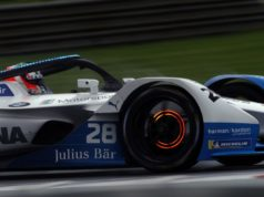 BMW i Andretti Motorsport, BMW iFE.18, António Félix da Costa Formel E Test Valencia 2018 © BMW Motorsport