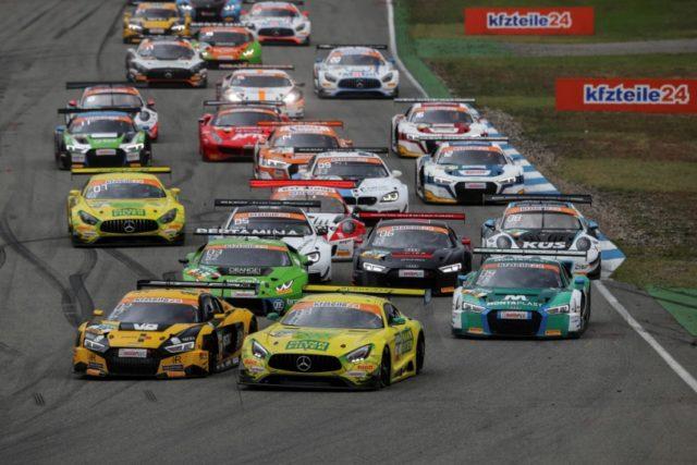 Customer Racing ADAC GT Masters Titelerfolg für den Mercedes-AMG GT3 in der Liga der Supersportwagen © Daimler AG