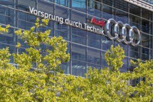 Das Audi Forum Ingolstadt – Gebäude Markt und Kunde © Audi AG