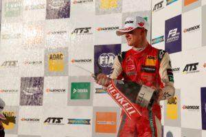 F3 EM Mick Schumacher Hockenheim © F3 EM