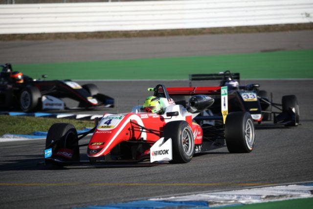 FIA F3 Europameisterschaft, Mick Schumacher, Hockenheim © Daimler AG