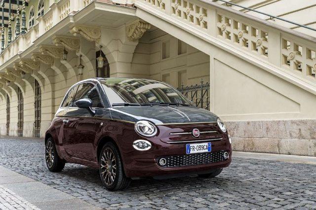 Fiat 500 Collezione © Fiat