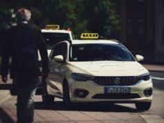 Fiat auf der Taximesse 2018 © Fiat