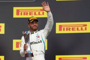 Formel 1 - Mercedes-AMG Petronas Motorsport, Großer Preis der USA 2018.Rennen Lewis Hamilton © Mercedes AMG Petronas Motorsport