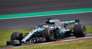 Formel 1 - Mercedes-AMG Petronas Motorsport, Großer Preis von Japan 2018. Lewis Hamilton © Mercedes AMG Petronas Motorsport