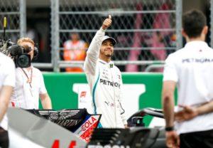 Lewis Hamilton GP von Mexico  © Mercedes AMG Petronas Motorsport