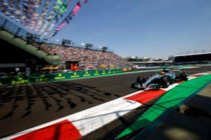 Formel 1 - Mercedes-AMG Petronas Motorsport, Großer Preis von Mexiko 2017. Lewis Hamilton © Mercedes AMG Petronas Motorsport