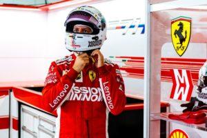 Formel 1 Sebastian Vettel GP Japan © Scuderia Ferrari