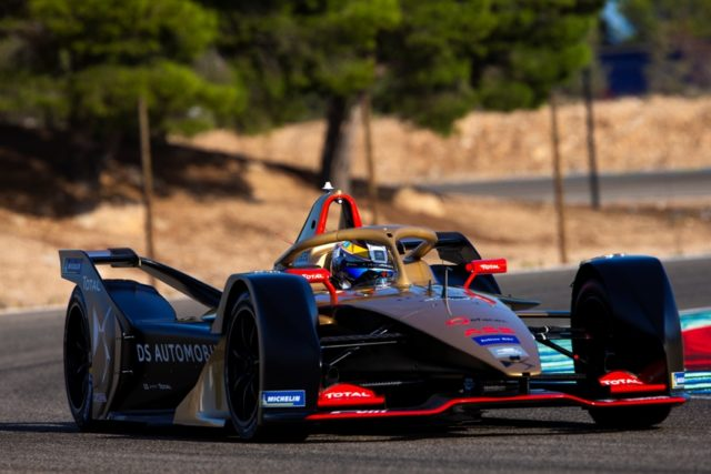 Formel E DS E-TENSE FE 19 © DS Automobiles