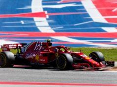 Kimi Raikkönen GP USA 2018 © Scuderia Ferrari