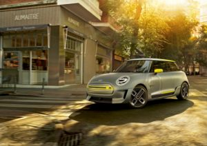 MINI Electric Concept © BMW AG