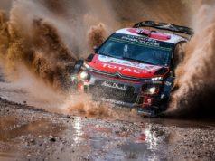 Mads Østberg-Torstein Eriksen, Citroën C3 WRC © Citroen