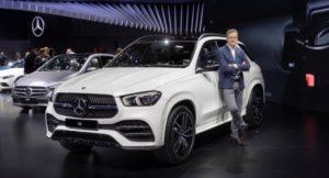 Markus Schäfer, Mitglied des Bereichsvorstandes Mercedes-Benz Cars, Produktion & Supply Chain © Daimler AG