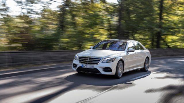 Plug-in-Hybride Mercedes-Benz S 560 e © Daimler AG