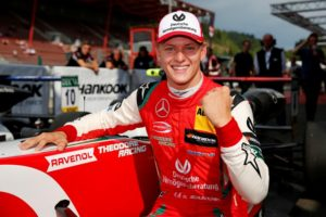 Formel 3 EM Mick Schumacher (DEU, PREMA Theodore Racing, Dallara F317 – Mercedes-Benz © F3 EM