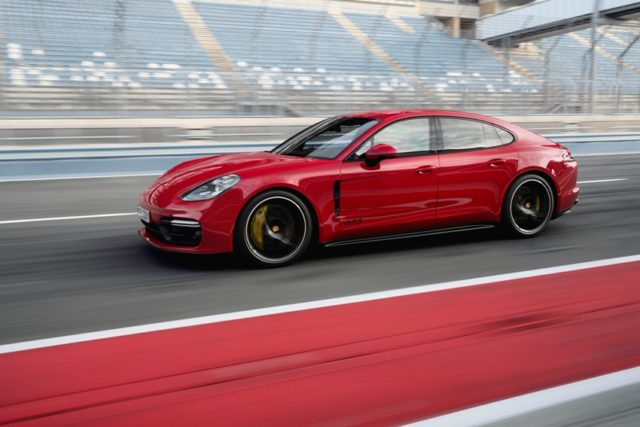 Neuer Porsche Panamera GTS © Porsche