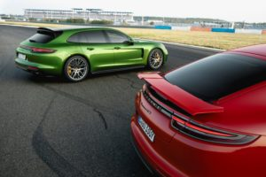 Panamera GTS und Panamera GTS Sport Turismo © Porsche