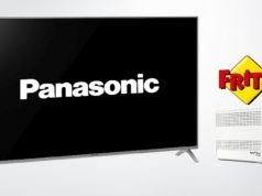 Panasonic TV Kooperation-AVM-FritzBox © Panasonic