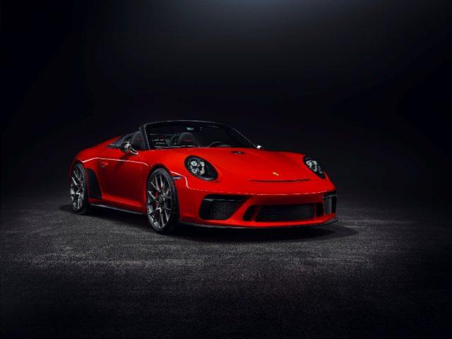 Porsche Speedster 2018 Concept © Porsche