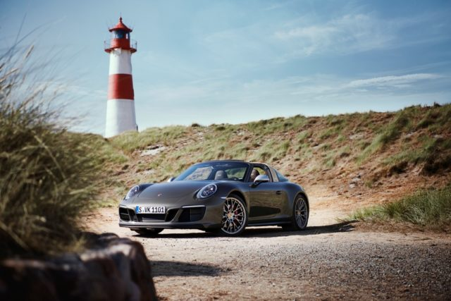 Porsche 911 Targa 4 GTS Exclusive Edition © Porsche