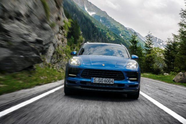 Porsche Macan © Porsche