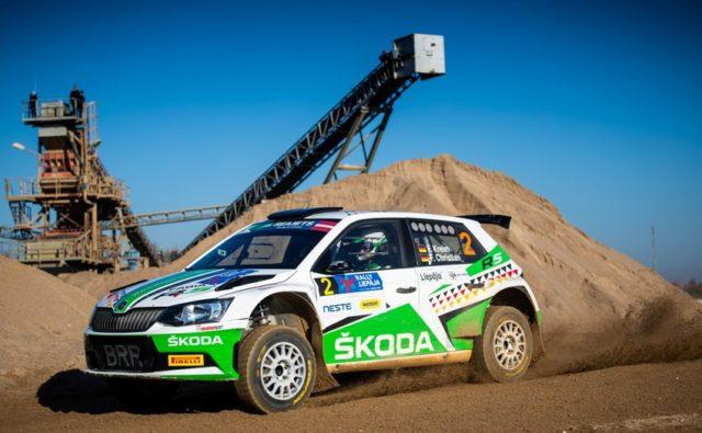 Rallye EM Rallye Lausitz © Skoda Motorsport