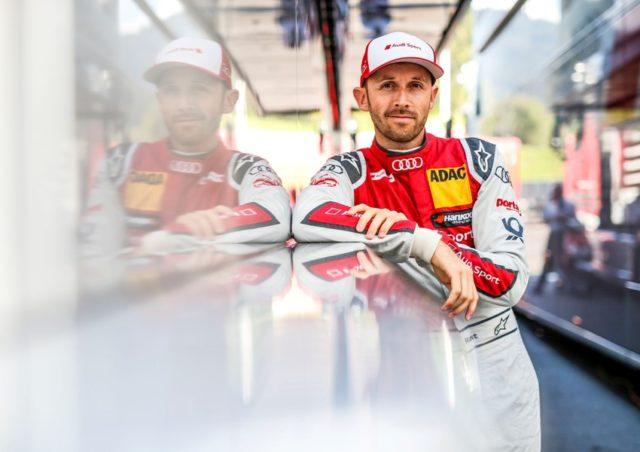 DTM Audi-Pilot René Rast kämpft um zweiten Titel © Audi Communications Motorsport / Michael Kunkel