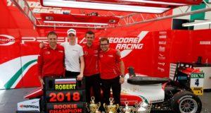 Formel 3 EM 2018 Robert Shvartzman (RUS, PREMA Theodore Racing, Dallara F317 – Mercedes-Benz © F3 EM
