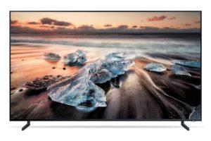 Samsung QE85Q900RATXXU 8k TV © Samsung
