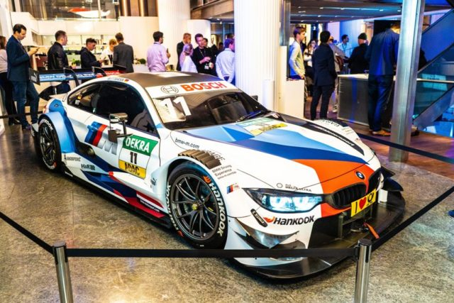 DTM- Startup Garage, Official Partner, BMW M Motorsport BMW M4 DTM © BMW AG