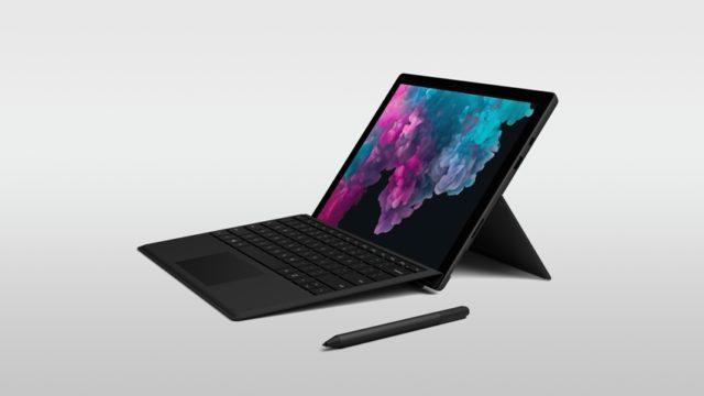 Surface 6 Pro © Microsoft