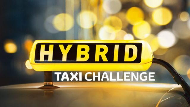Taxi Challange © Toyota