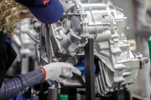 Toyota Hybrid Getriebe © Toyota