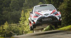 WRC Spanien © Toyota