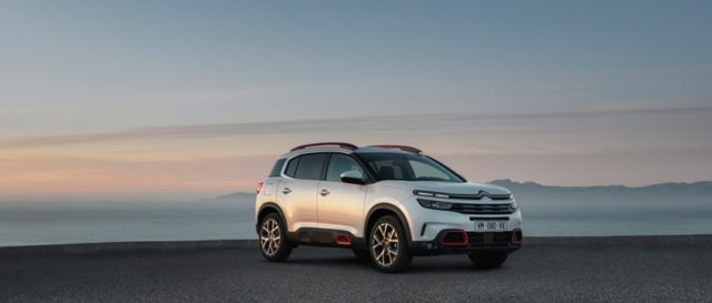 Citroen C5 Aircross © Citroen