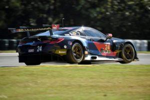 l Petit Le Mans, Road Atlanta, Braselton, GA (USA). Jesse Krohn (FIN), John Edwards (USA), Chas Mostert (AUS), No 24, BMW Team RLL, BMW M8 GTE © BMW Motorsport