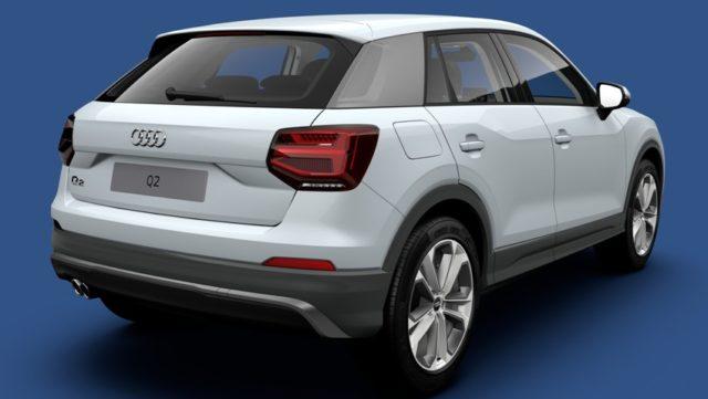 Audi-Kunden können künftig noch individuellere Autos fahren – dank partieller Mattierung. Audi bietet seinen Kunden diese Form der Individualisierung als erster Automobilhersteller © Audi AG