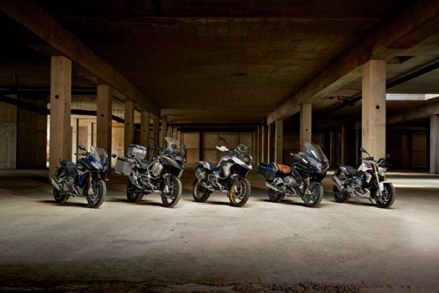 BMW Motorrad R 1250 Familie © BMW AG