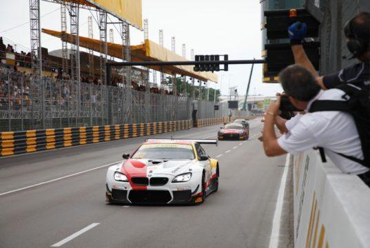 BMW Team Schnitzer (GER) BMW M6 GT3, Augusto Farfus (BRA) © BMW Motorsport