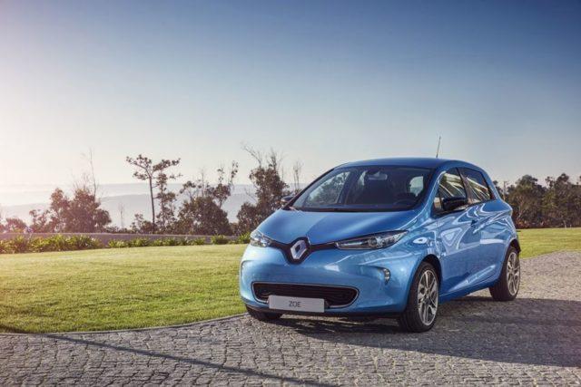 Deutschlands meistverkauftes Elektroauto, der Renault ZOE © ADAC