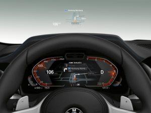Die neue BMW 3er Limousine - BMW M340i xDrive Cockpit © BMW AG